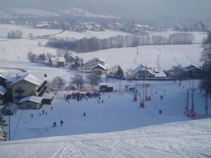 Skigebiet Kronberg