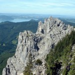 Adlerspitze - Kletterparadies am Attersee