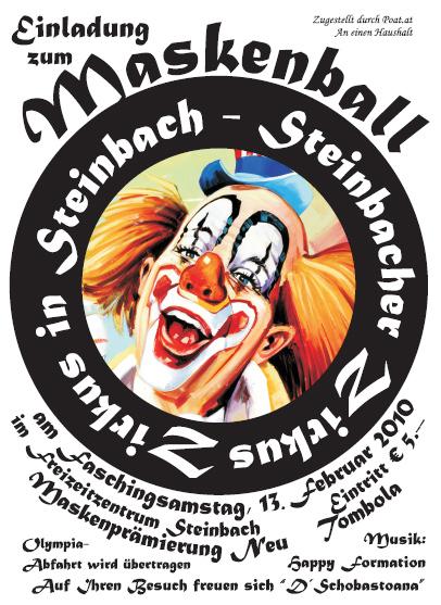 Maskenball-Steinbach