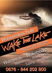 Wasserskischule am Attersee